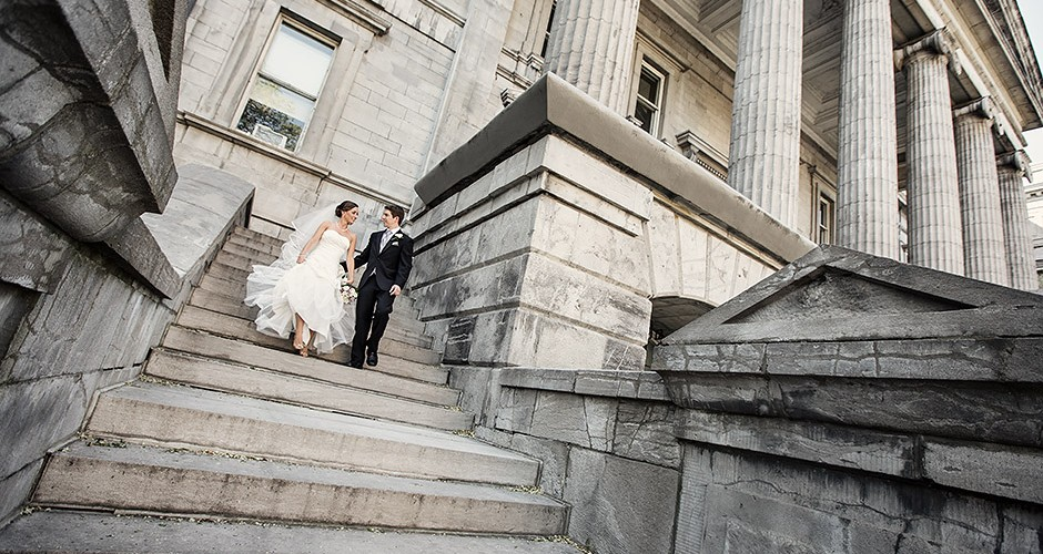 Montreal wedding