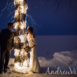 Nadia + Ben + New Years Eve Winter Wedding