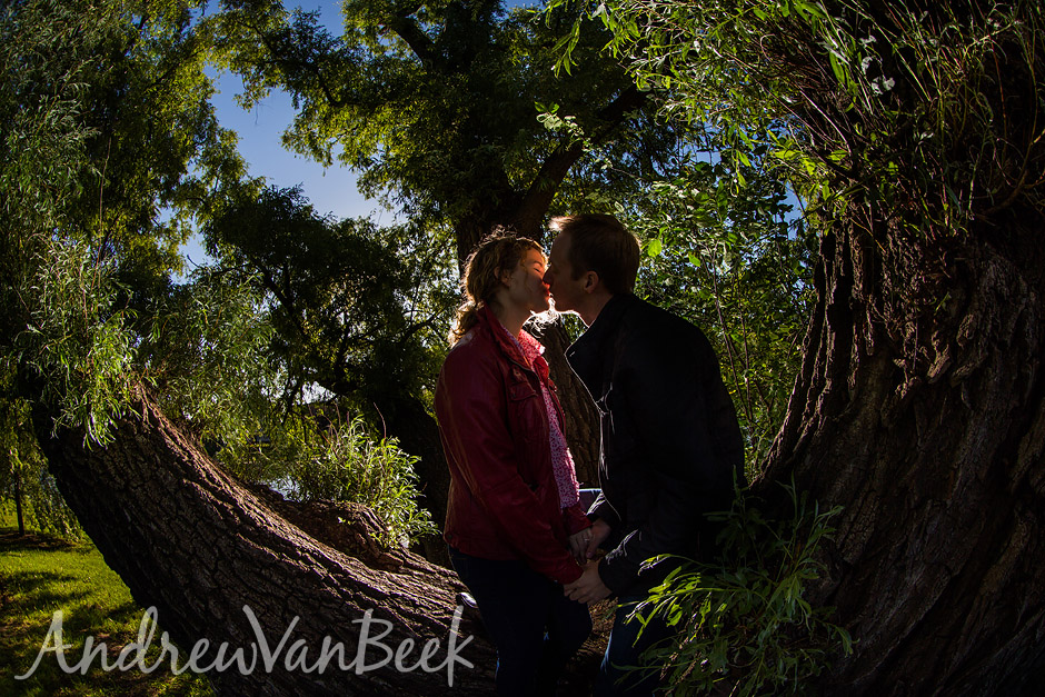Engagement Portraits with Vanessa & Will