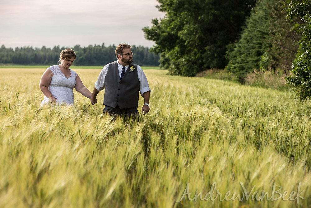 A Saunders Farm Wedding for Katreena and Mathieu