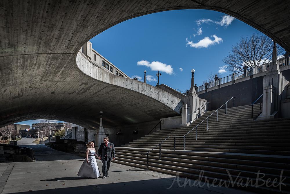 Lara & Dan's Courtyard Wedding!
