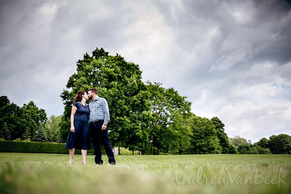 Adrienne & Pat's New Edinburgh Engagement