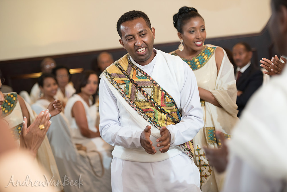 An Ethiopian Wedding Right Here In Ottawa