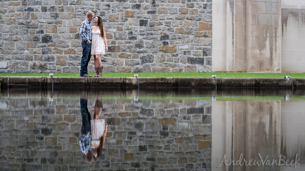 A Byward Market Engagement Session