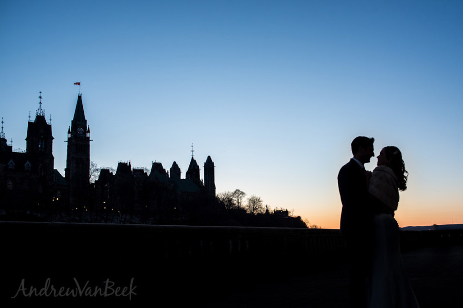 A Chateau Laurier Wedding