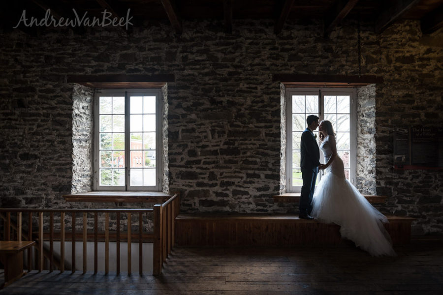 An Orchardview Wedding for Shannon & Michael