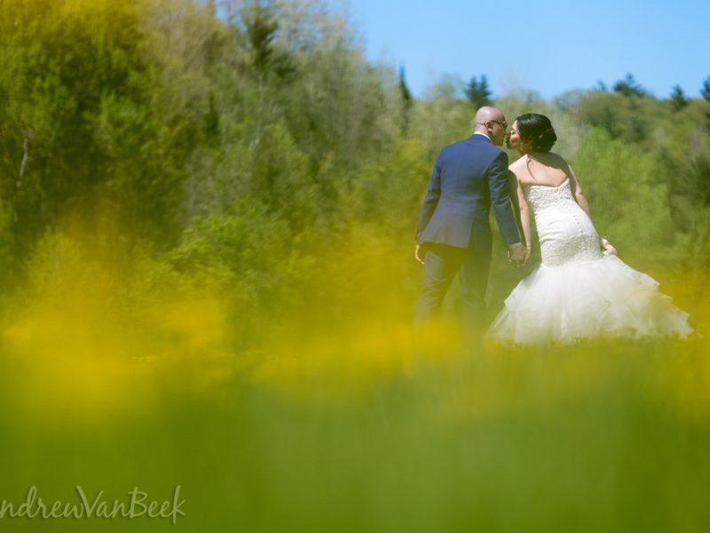 Le Belvedere Wakefield Wedding