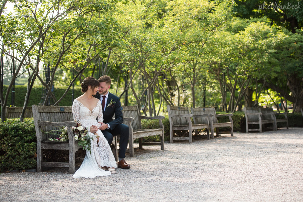 Shannon and Fraser's Fairouz Wedding