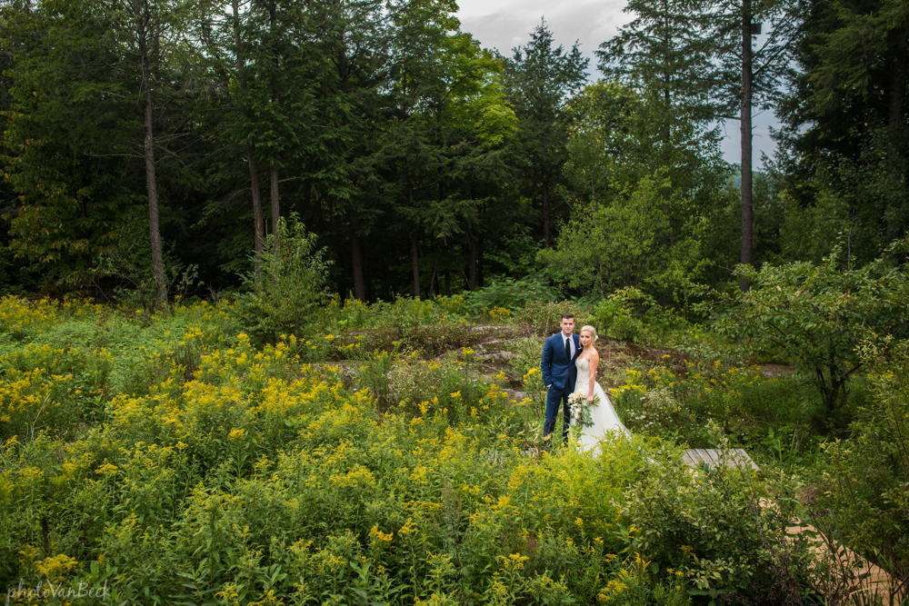 Amber and Mike's Belvedere Wedding