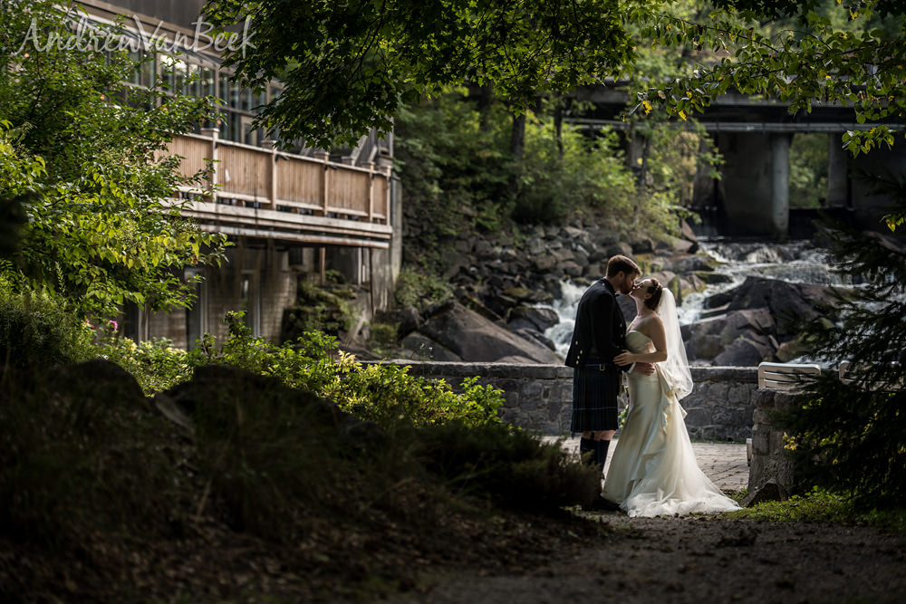 A Wakefield Mill Wedding for Andree-Anne & Cameron