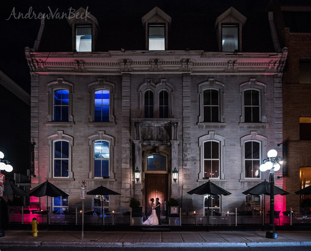 Rockcliffe Pavilion & Restaurant 18 Wedding