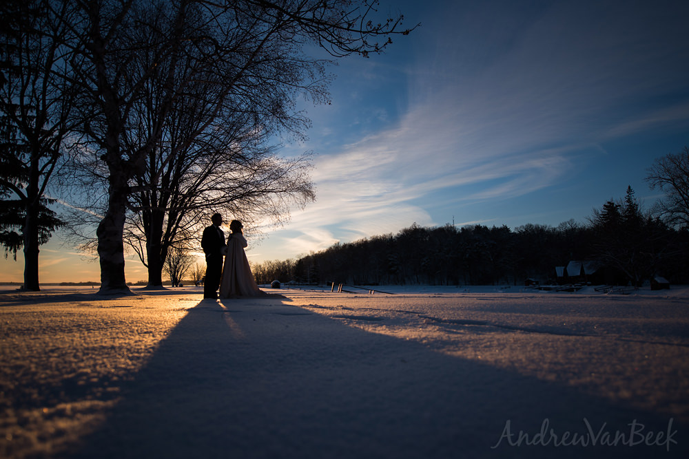 A Chateau Montebello Wedding
