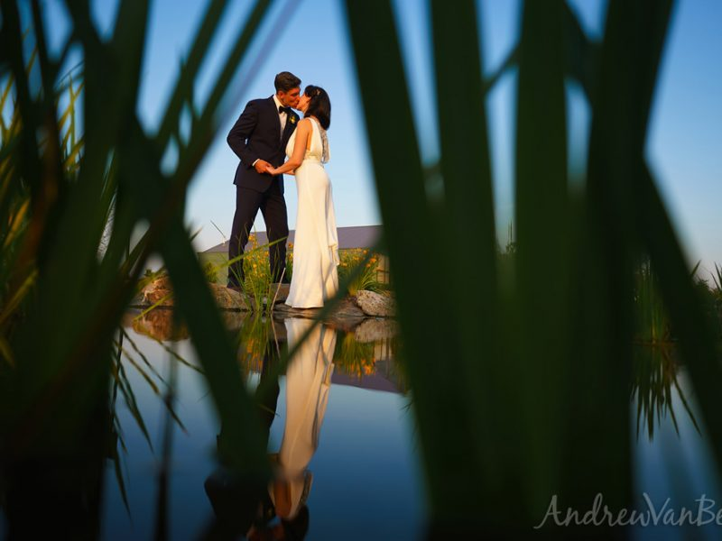Amanda & Ismail's Aquatopia Wedding