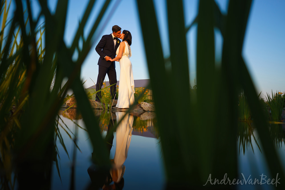 Amanda & Ismail's Aquatopia Wedding